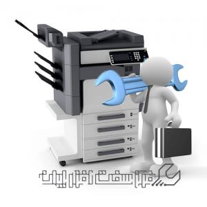 آموزش تعمیرات دستگاه کپی