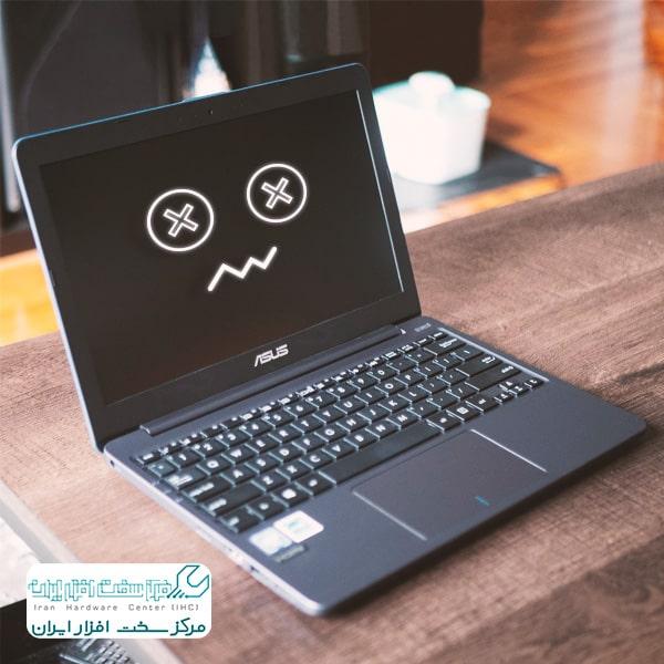 عیب یابی مشکلات رایج لپ تاپ