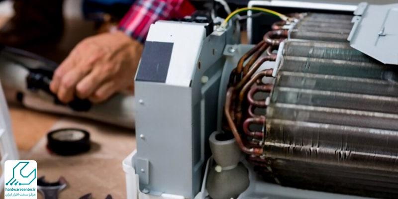 تعمیر کمپرسور کولر گازی