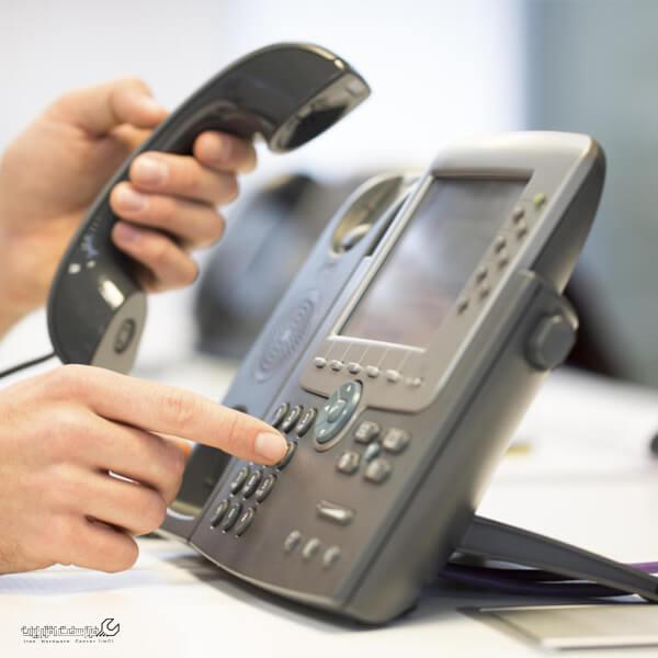 ماژول ارتباط با تلفن ویپ در crm