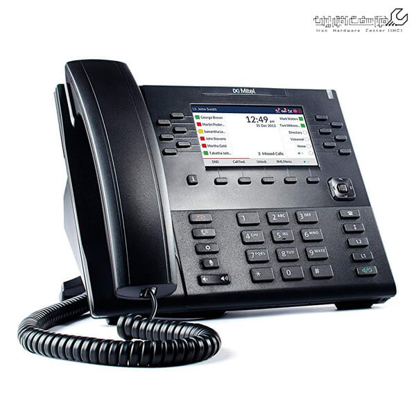 راه اندازی SIP PHONE