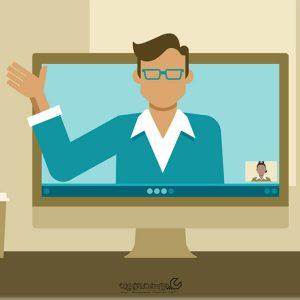 راه اندازی سیستم وب کنفرانس