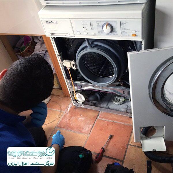 تعمیر موتور لباسشویی