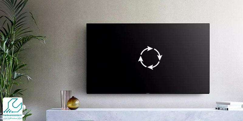 آموزش آپدیت تلویزیون